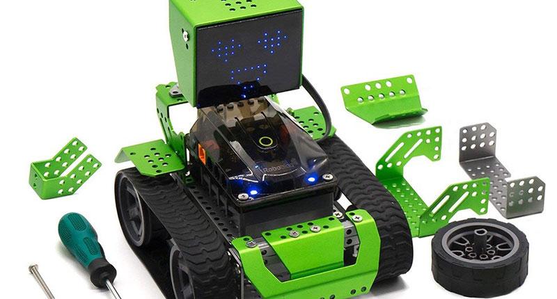 ρομποτική στο δημτικό