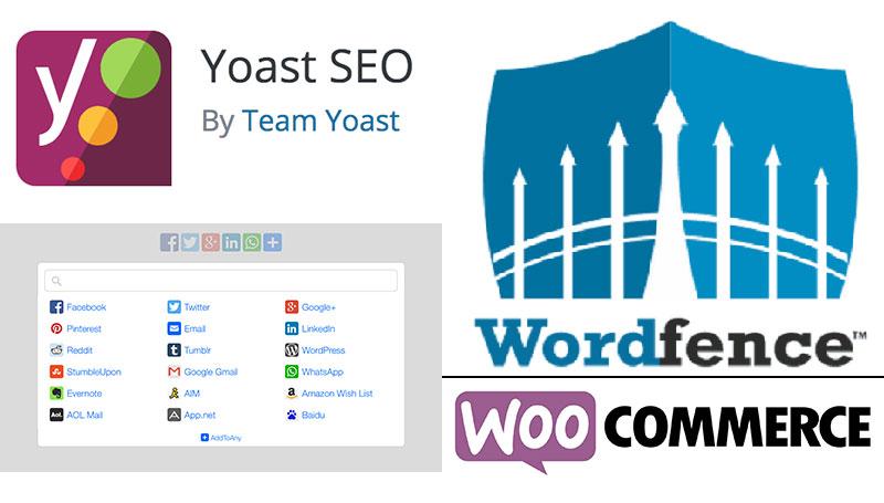Χρήσιμα plug-in στο wordpress