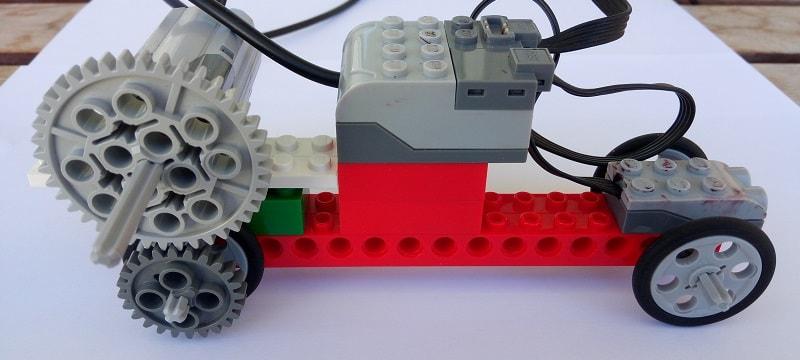ρομποτική κατασκευή αυτοκινητάκι