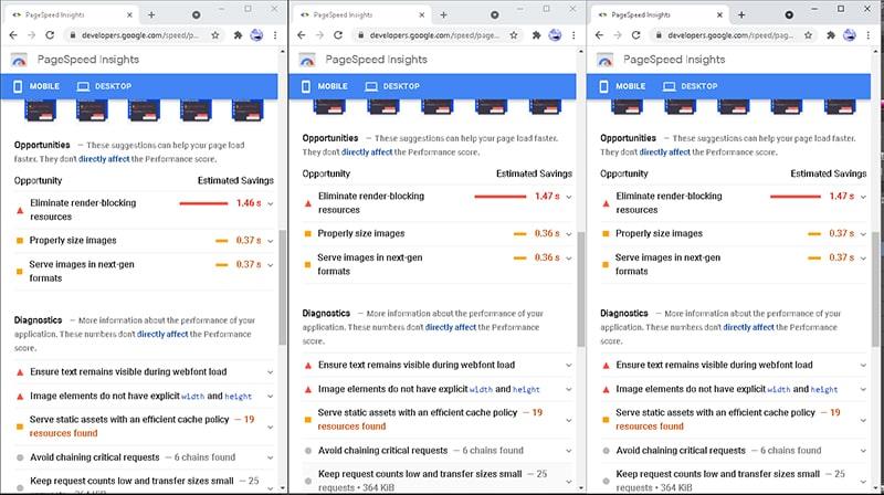 βελτίωση ταχύτητας ιστοσελίδας balatsoukas com